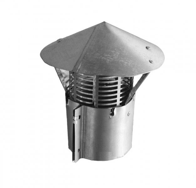 Как сделать пламегаситель на дымоход